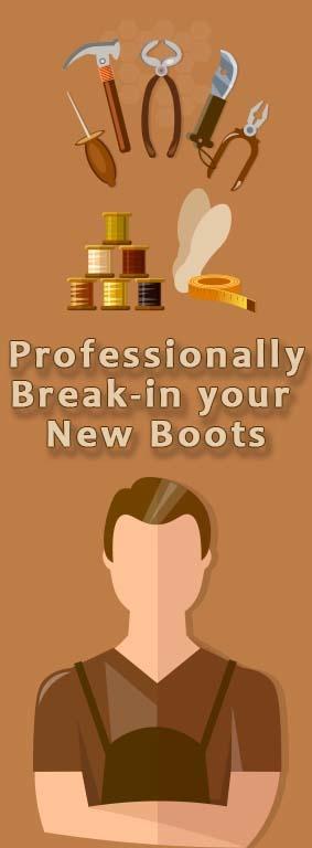Best Way To Break In New Boots