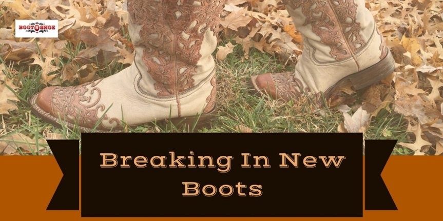 Breaking In New Boots: A Boot Cobbler's Expert DIY