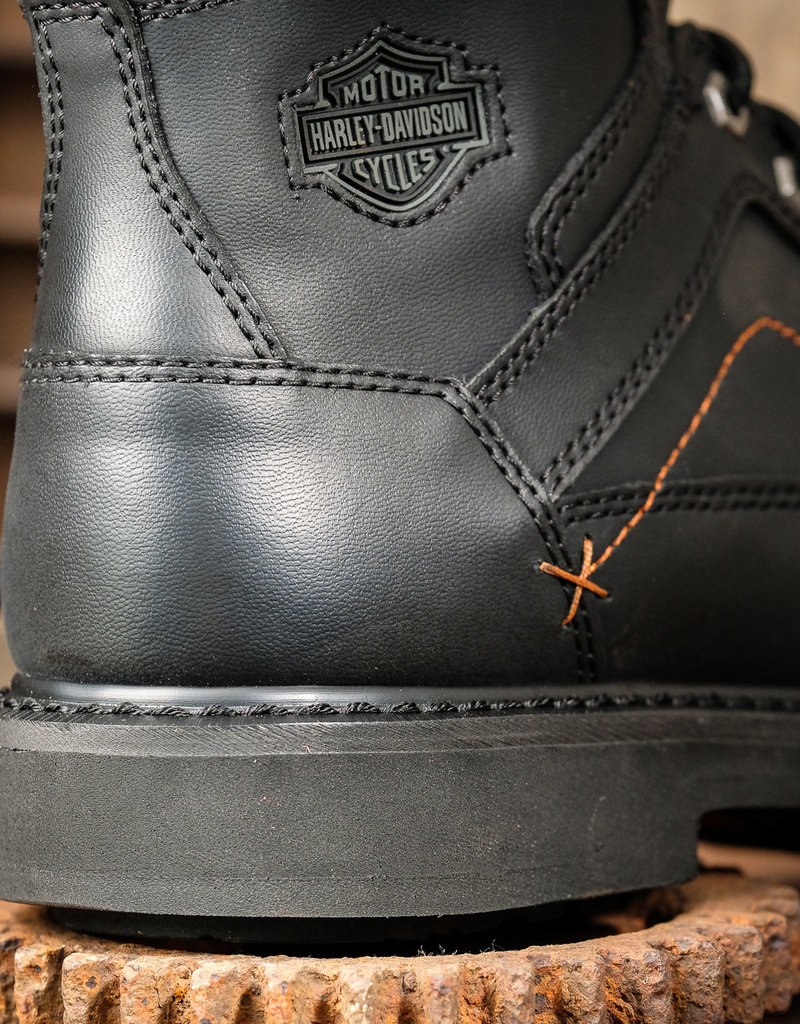 "Harley-Davidson Men's Pete Steel Toe 6"" Work Boots 95326"