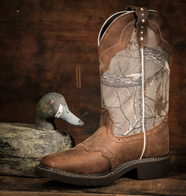 Justin Boots Gypsy Women's Aged Bark Camo Boots