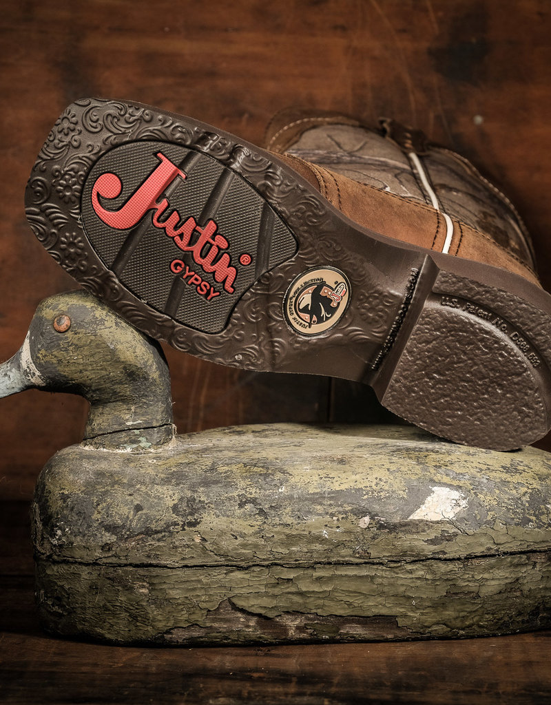 Justin Boots Justin Gypsy Women's Aged Bark Camo Boots L9609