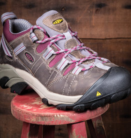 Keen Utility Detroit Women's Steel Toe Work Shoes
