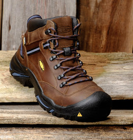Keen Utility Men's Braddock Waterproof Steel Toe Work Boots