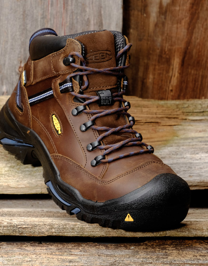 e0cc9e45670 Keen Utility Men's Braddock Waterproof Steel Toe Work Boots 1012771
