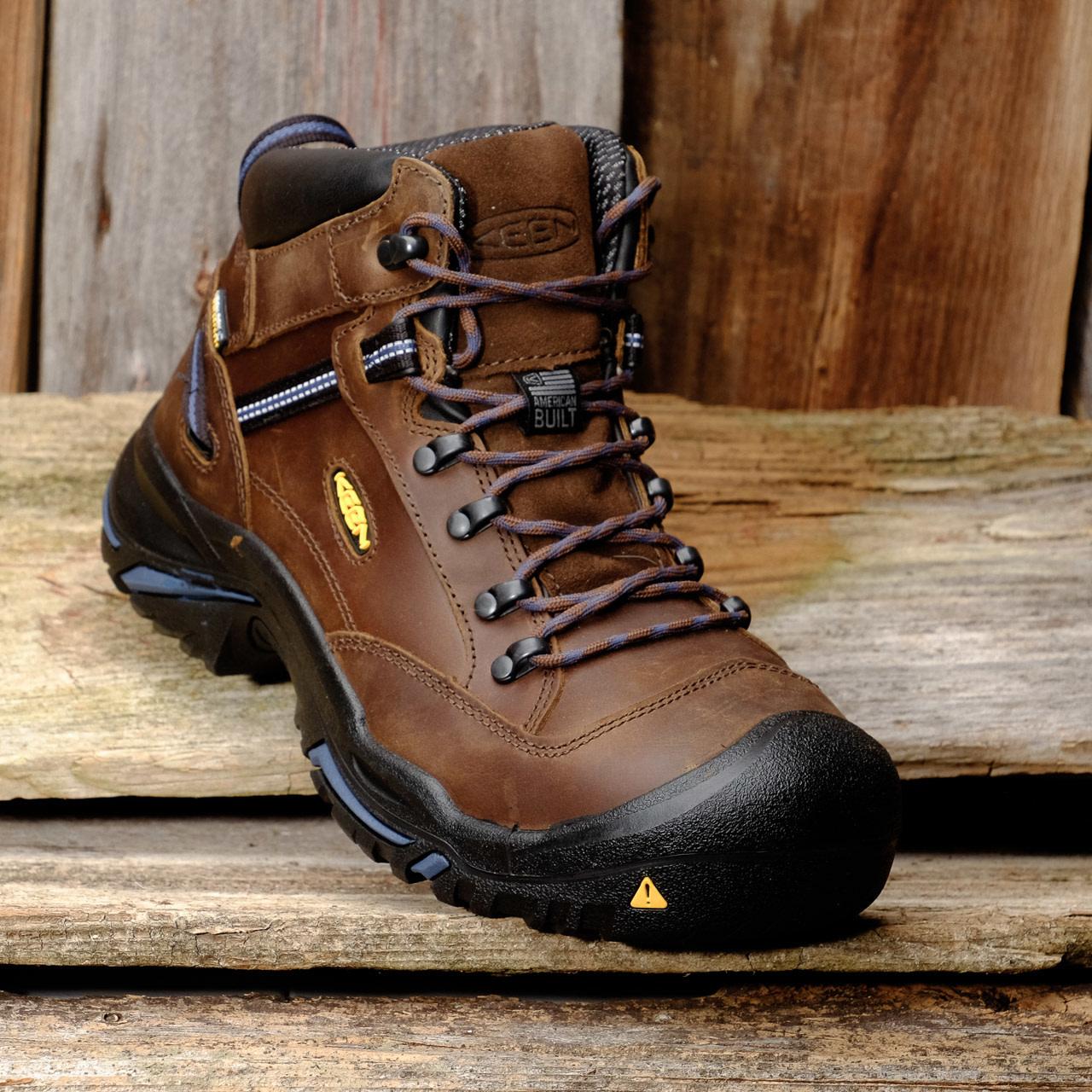 b260cb099c6 Keen Braddock 1012771 Men's Waterproof Steel Toe Work Boots