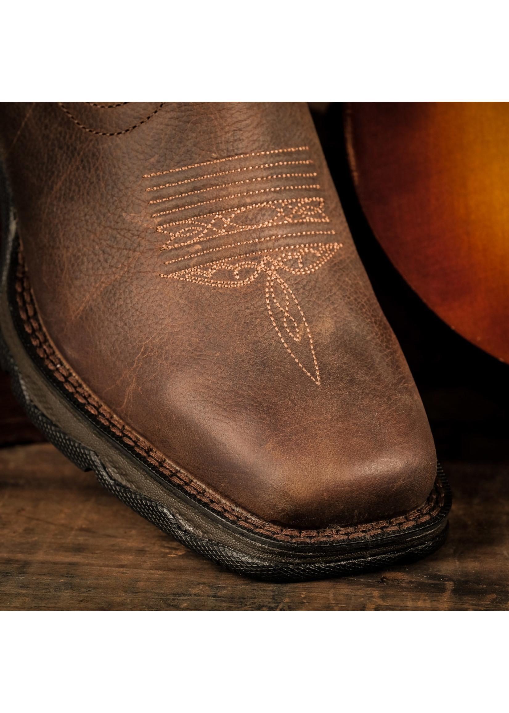 Durango Lady Rebel Steel Toe Western Boots DWRD022
