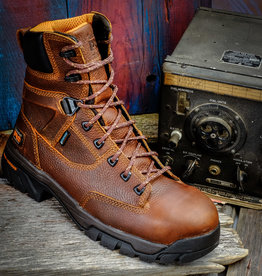 "Timberland Pro Helix Waterproof 8"" Composite Toe Work Boot"