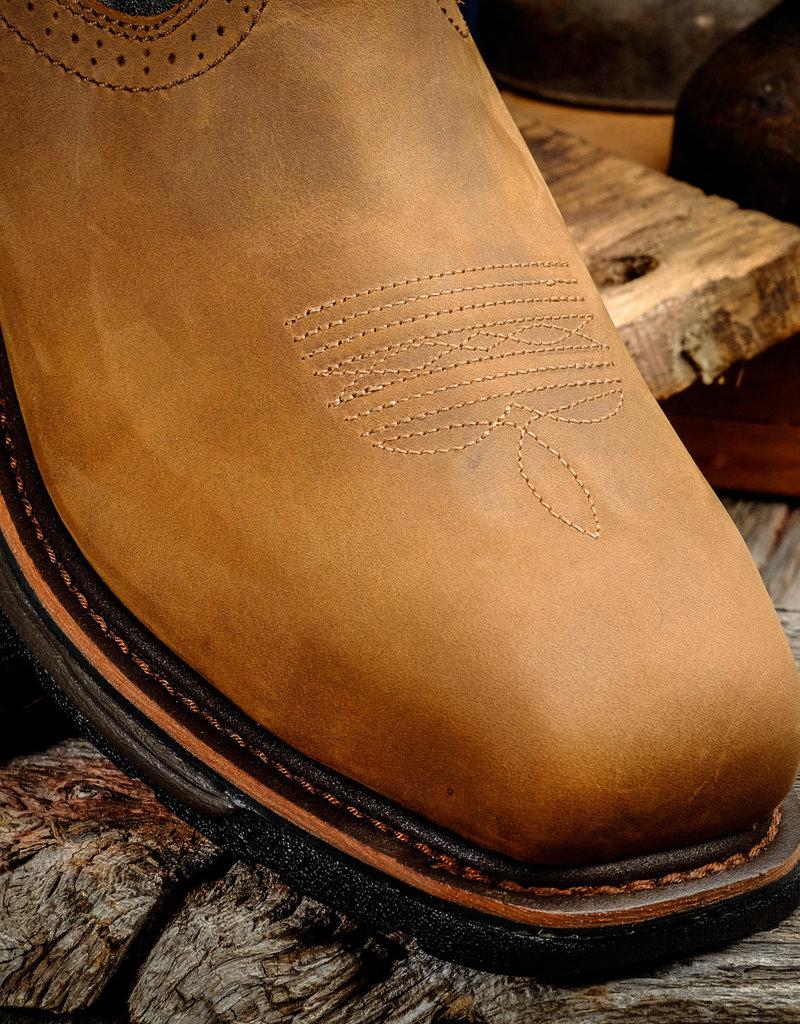 Ariat Ariat 10015400 Workhog Mesteno Men's Safety Toe Work Boot