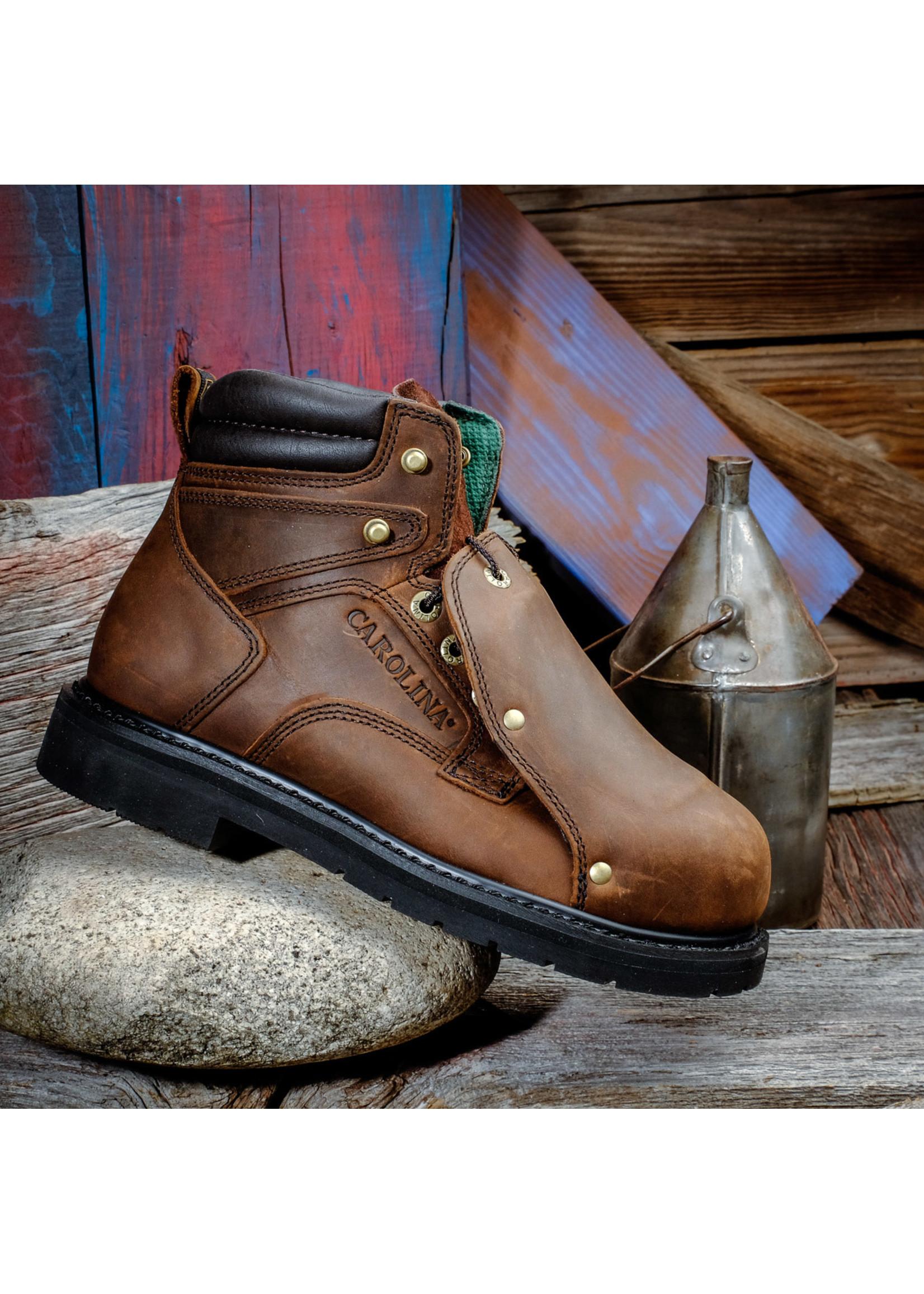 Carolina Metatarsal Gaurd Steel Toe EH Men's Boot 599