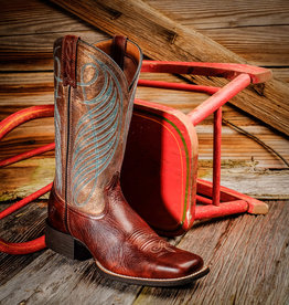 Ariat Women's Round Up Brown/Bronze Boots