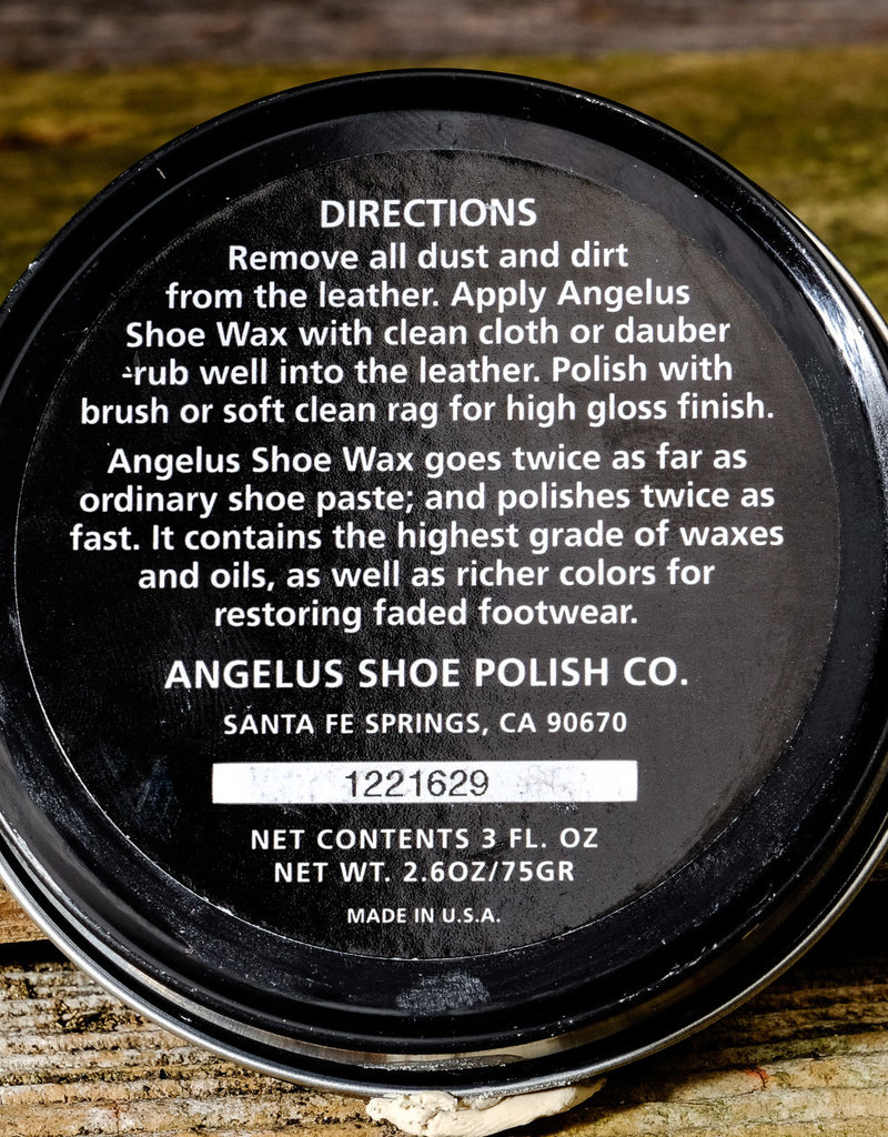Angelus Polishing Wax