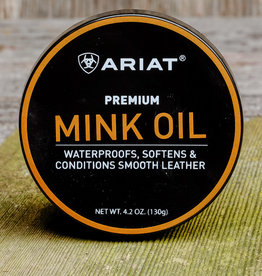 Ariat Mink Oil Paste