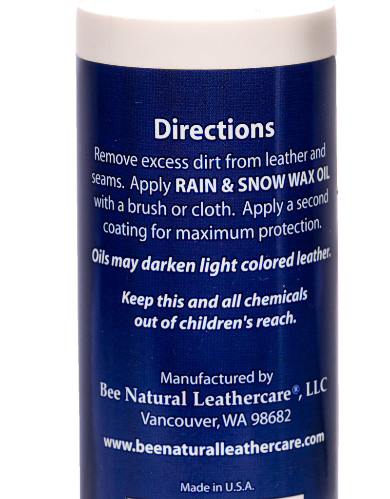 Bee Natural Bee Natural Rain & Snow Wax Oil Waterproofing