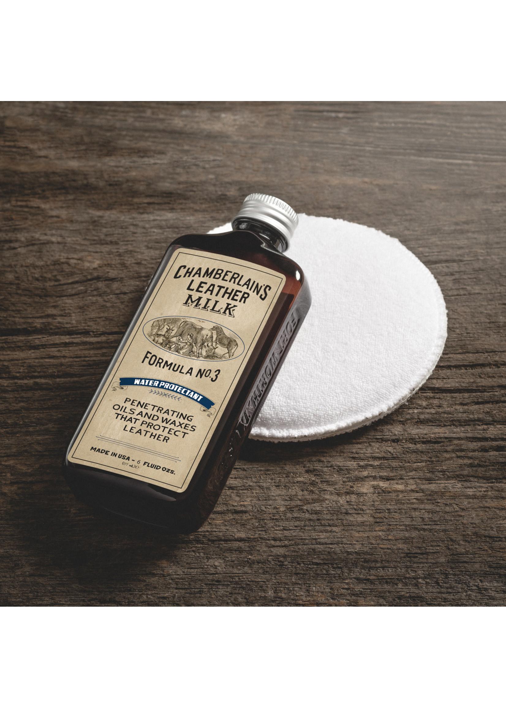 Chamberlain's Leather Milk Chamberlain's Leather Milk - Formula No. 3 Water Protectant