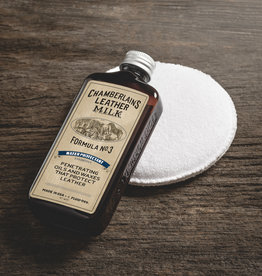 Chamberlain's Leather Milk Water Protectant Formula No. 3