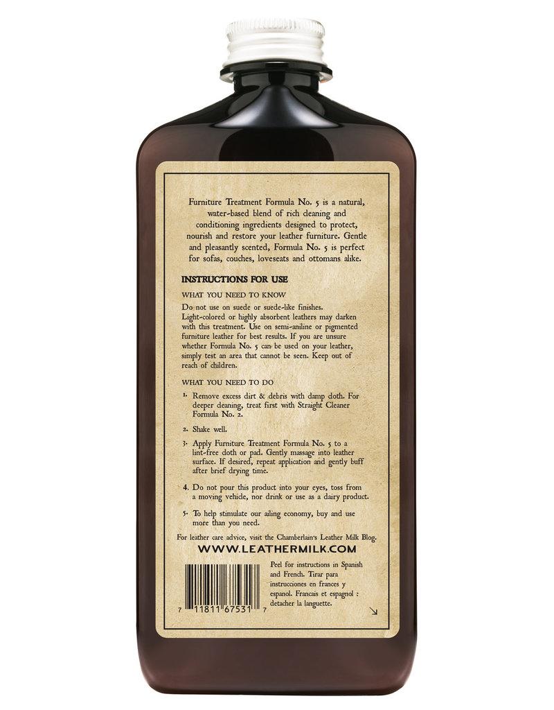 Chamberlain's Leather Milk Chamberlain's Leather Milk - Formula No. 5 Furniture Treatment