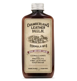 Chamberlain's Leather Milk Formula No. 6 Boot and Shoe Cream