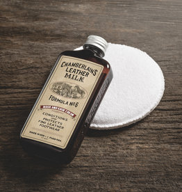 Chamberlain's Leather Milk Boot and Shoe Cream Formula No. 6