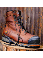 """Timberland Pro Insulated Boondock 8"""" Composite Toe Work Boots"""