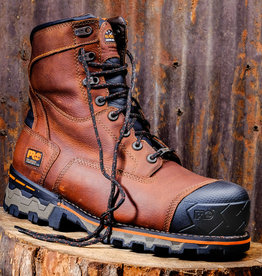 "Timberland Pro Insulated Boondock 8"" Composite Toe Work Boots"
