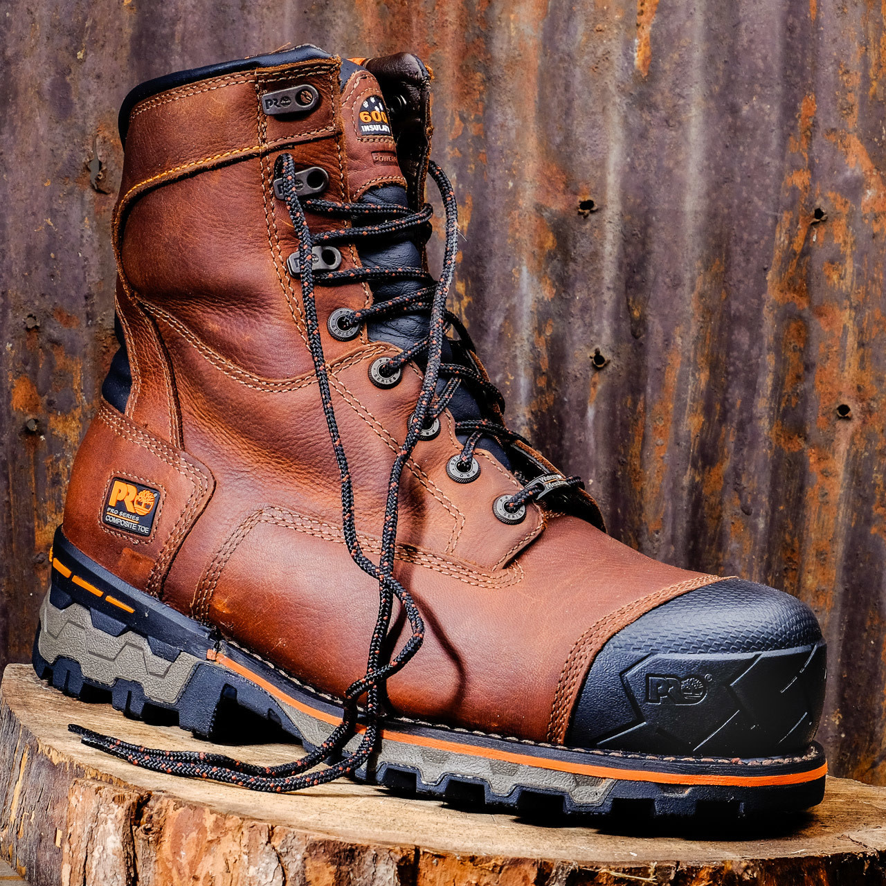 0cf645a2589 Timberland PRO Insulated Boondock 8