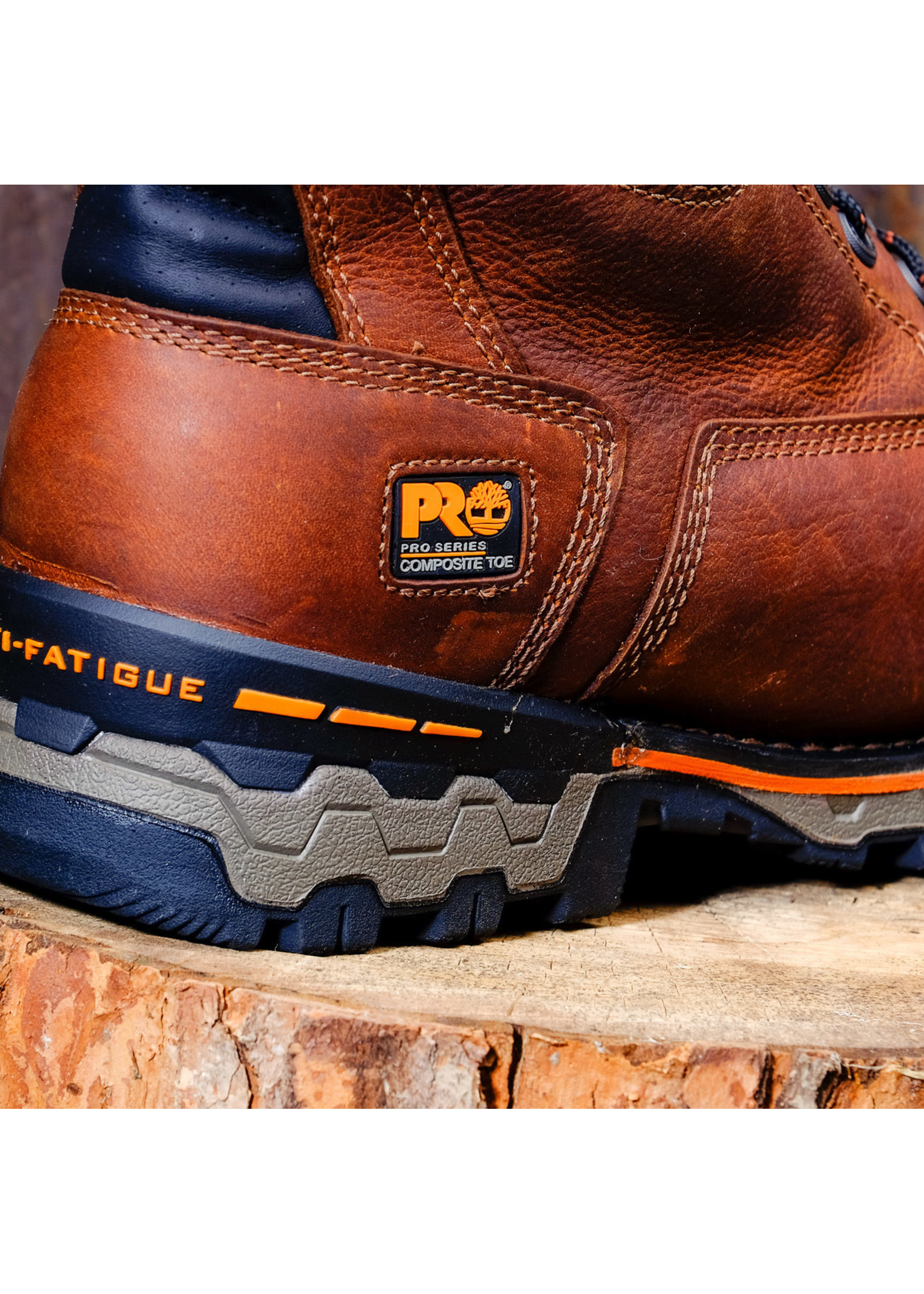 """Timberland Pro Insulated Boondock 8"""" Composite Toe Work Boots 89628"""