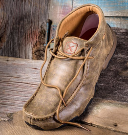 Twisted X Men's Lace-up Driving Mocs