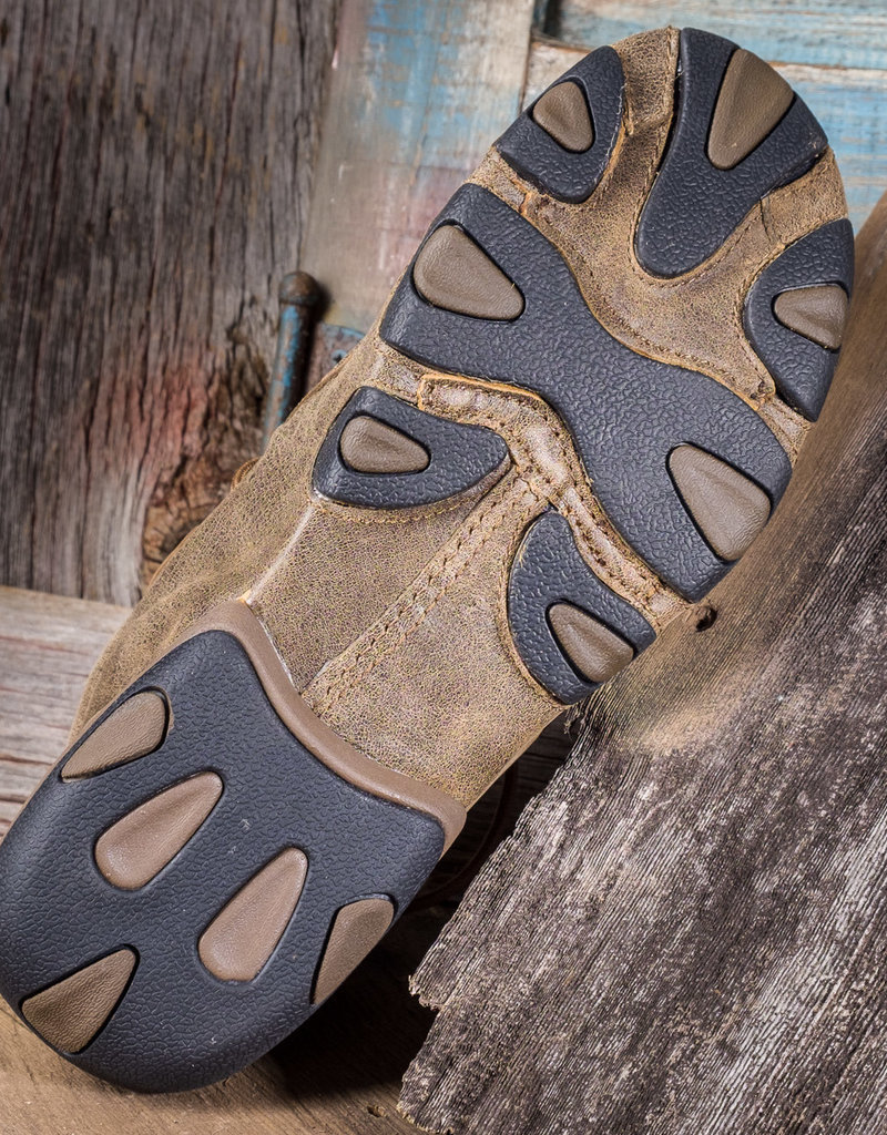 Twisted X Twisted X Men's Lace-Up Driving Mocs MDM0003