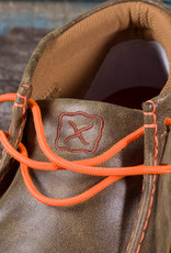 Twisted X Twisted X Men's Driving Moccasins with Orange MDM0019