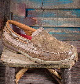 Twisted X Twisted X Women's Slip On Driving Moc