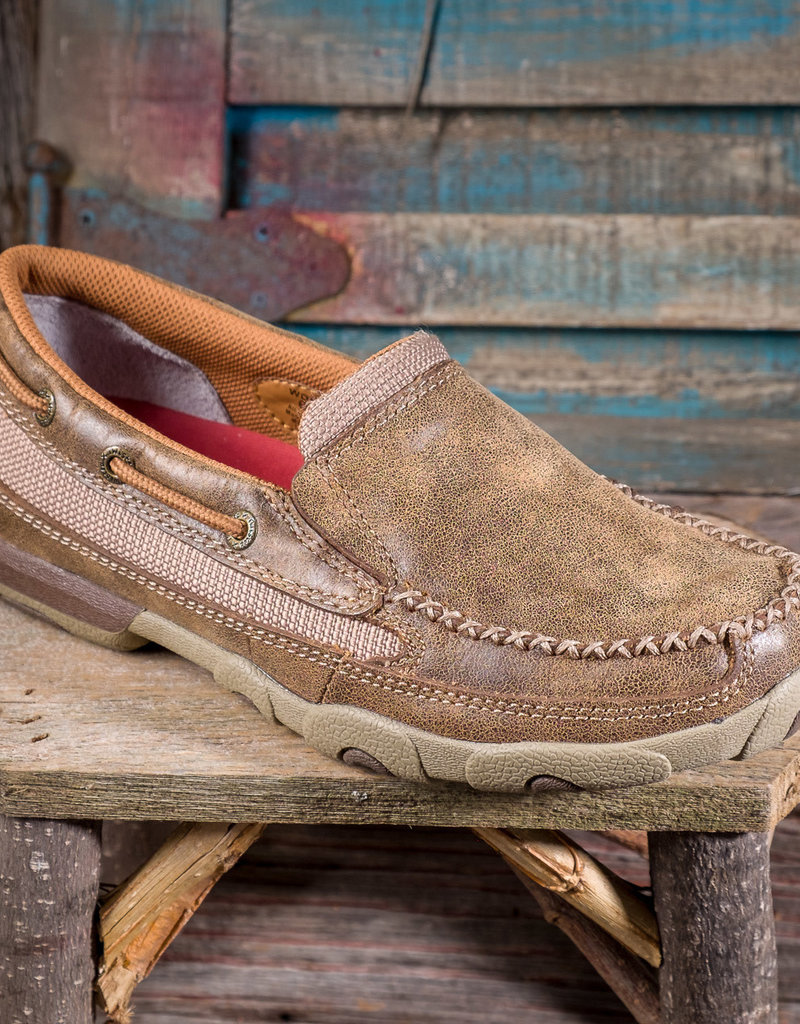 Twisted X Twisted X Women's Slip On Driving Moc WDMS005