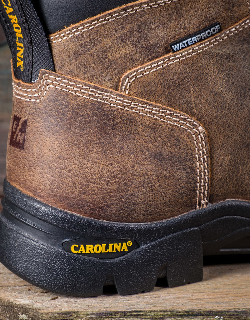 "Carolina 6"" Waterproof Circuit Composite Work Boot CA3536"