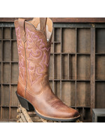 Ariat Round Up Women's Square Toe Western Boots