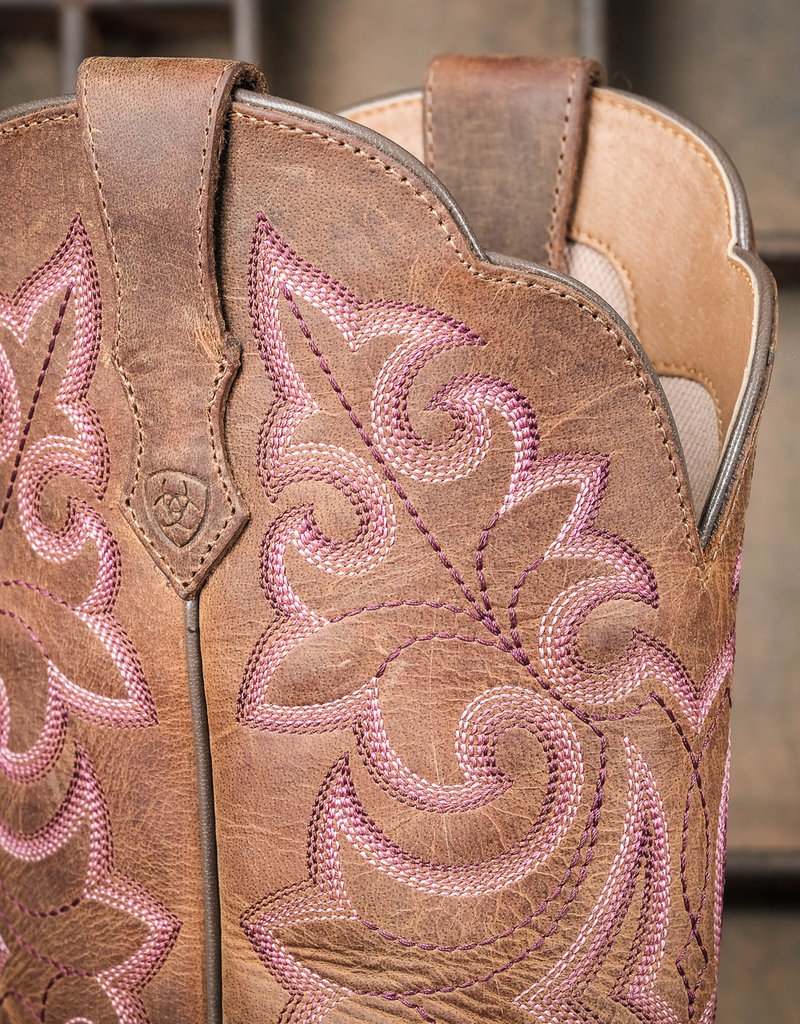 Ariat Round Up Women's Square Toe Western Boots 10014172
