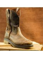 Ariat Steel Toe Pull On Rambler Work Boot