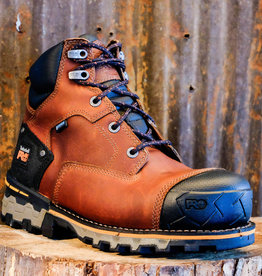 "Timberland Pro Boondock 6"" WP Soft Toe Work Boot"