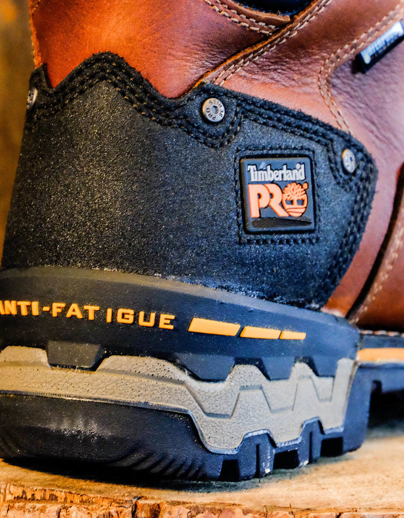 "Timberland Pro Boondock 6"" WP Soft Toe Work Boot 92673"