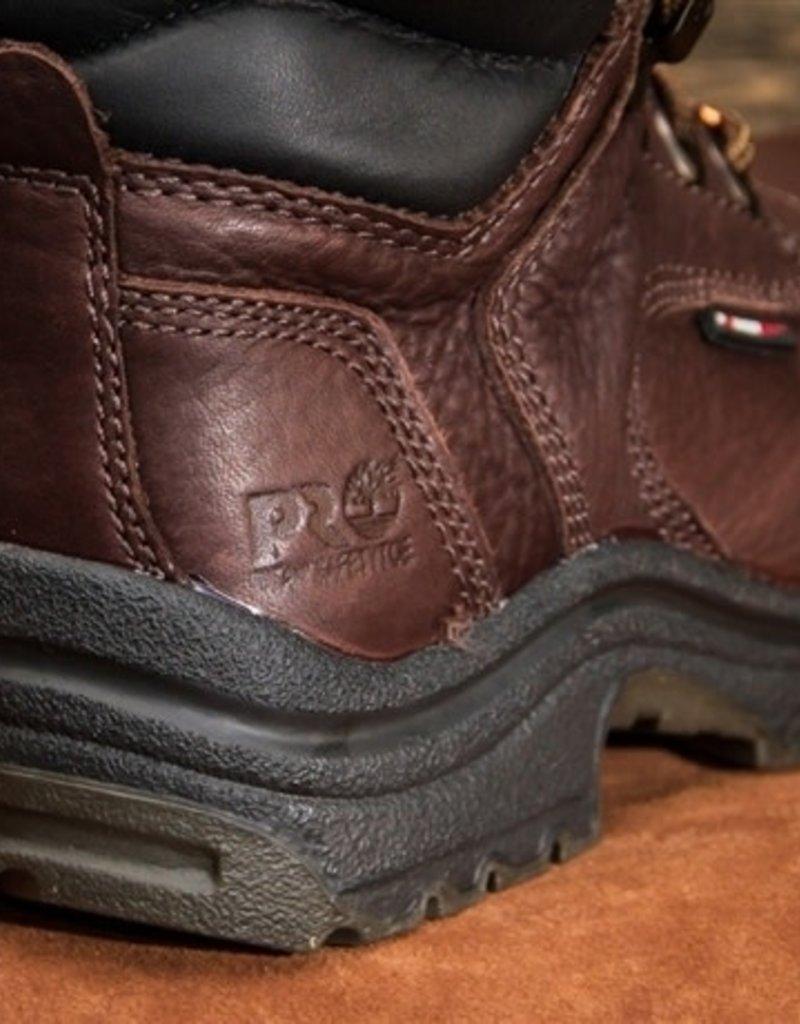 "Timberland Pro Women's Titan 6"" Waterproof Alloy Toe Boots 53359"
