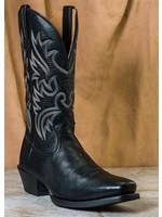 Ariat Men's Legend Phoenix Black Deertan Boot