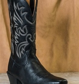 Ariat Men's Legend Phoenix Black Deertan Boot