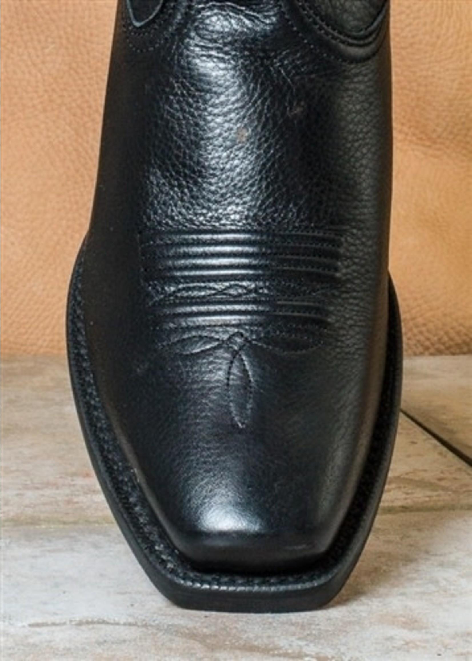 Ariat Men's Legend Phoenix Black Deertan Boot10002296