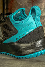 Reebok Women's All Terrain Black/Turquoise ST Work Shoe RB095