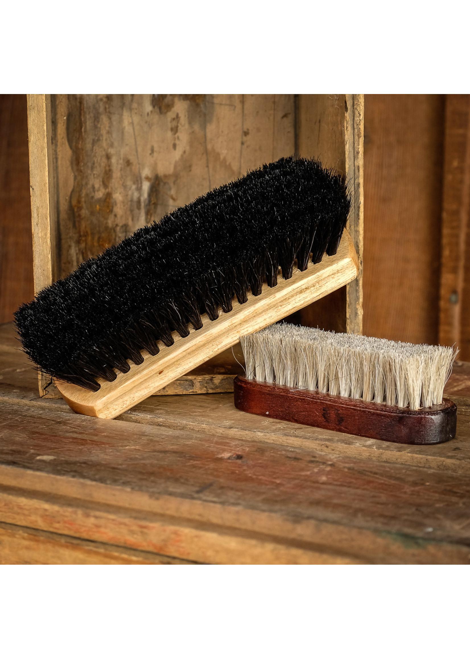 Horsehair Shine Brush