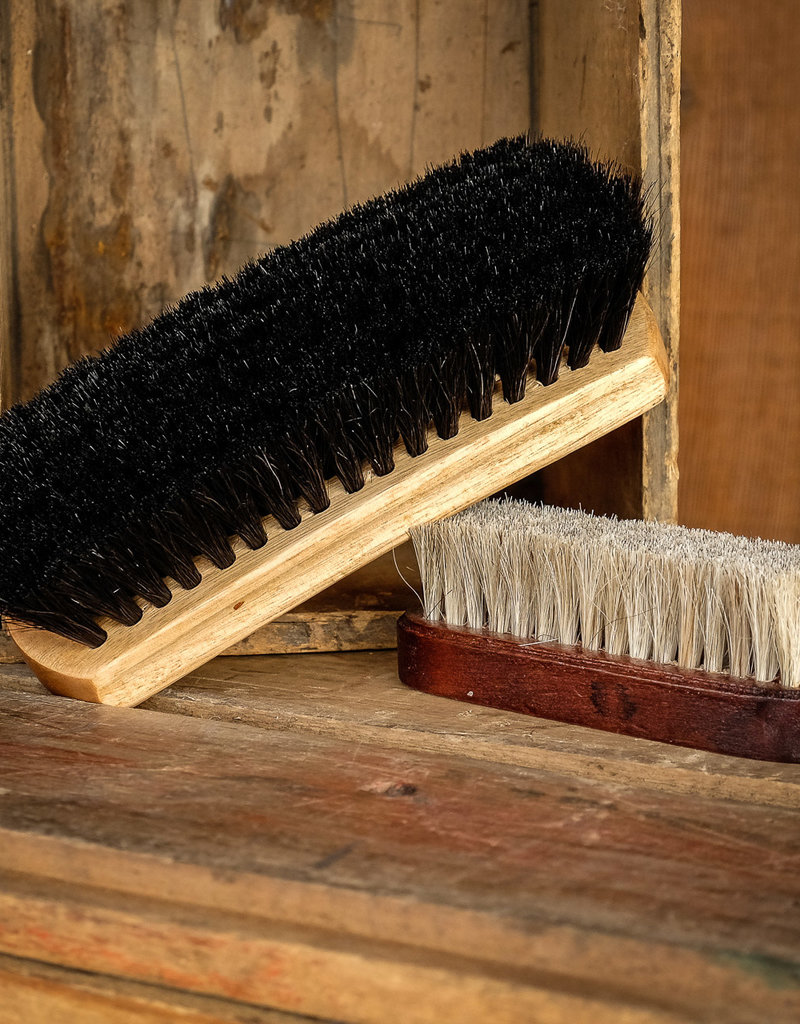 Horsehair Shine Brush