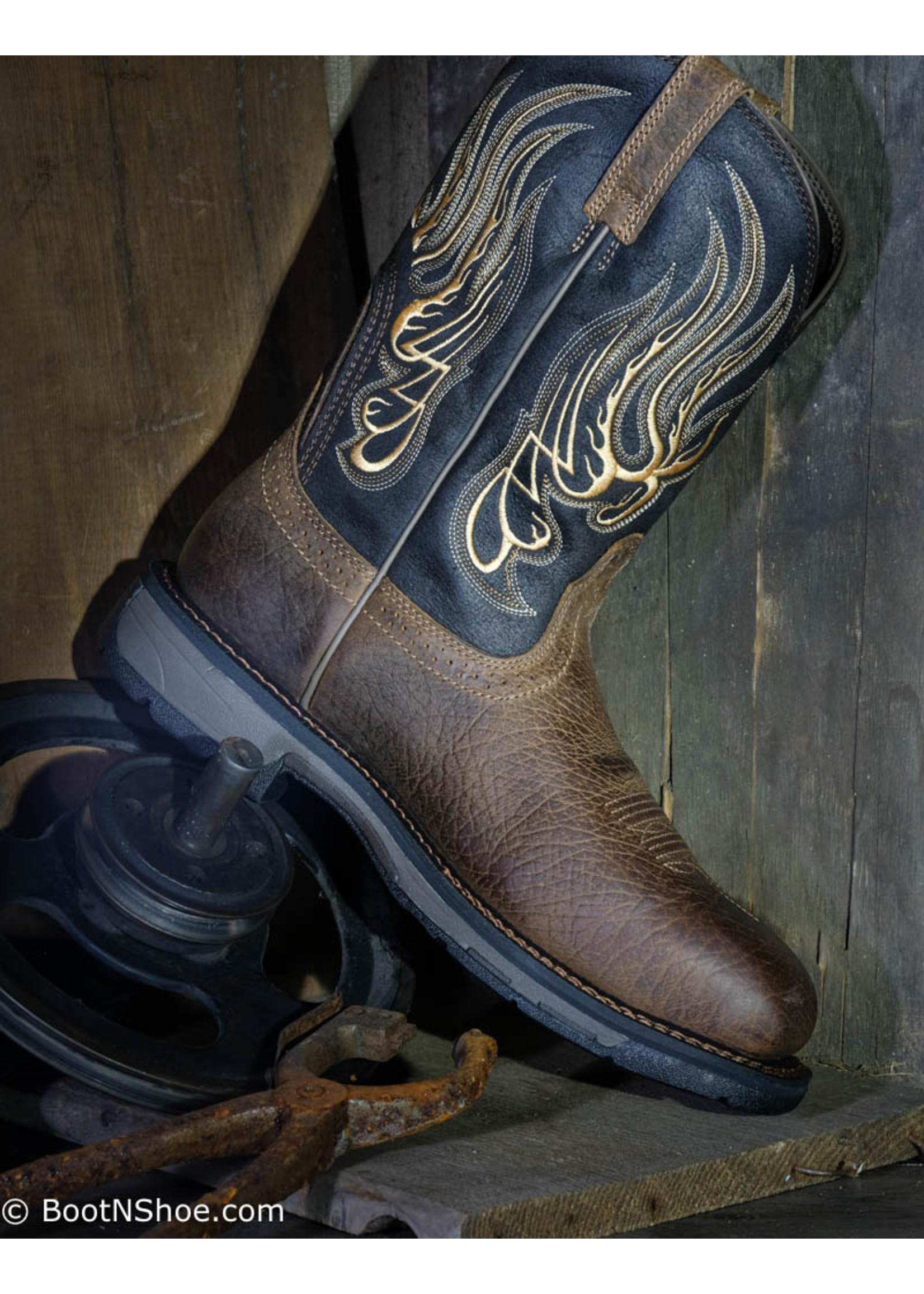 Ariat Workhog Mesteno Safety Composite Toe Work Boots 10010892