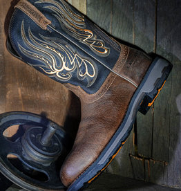 Ariat Workhog Mesteno Safety Composite Toe Work Boots