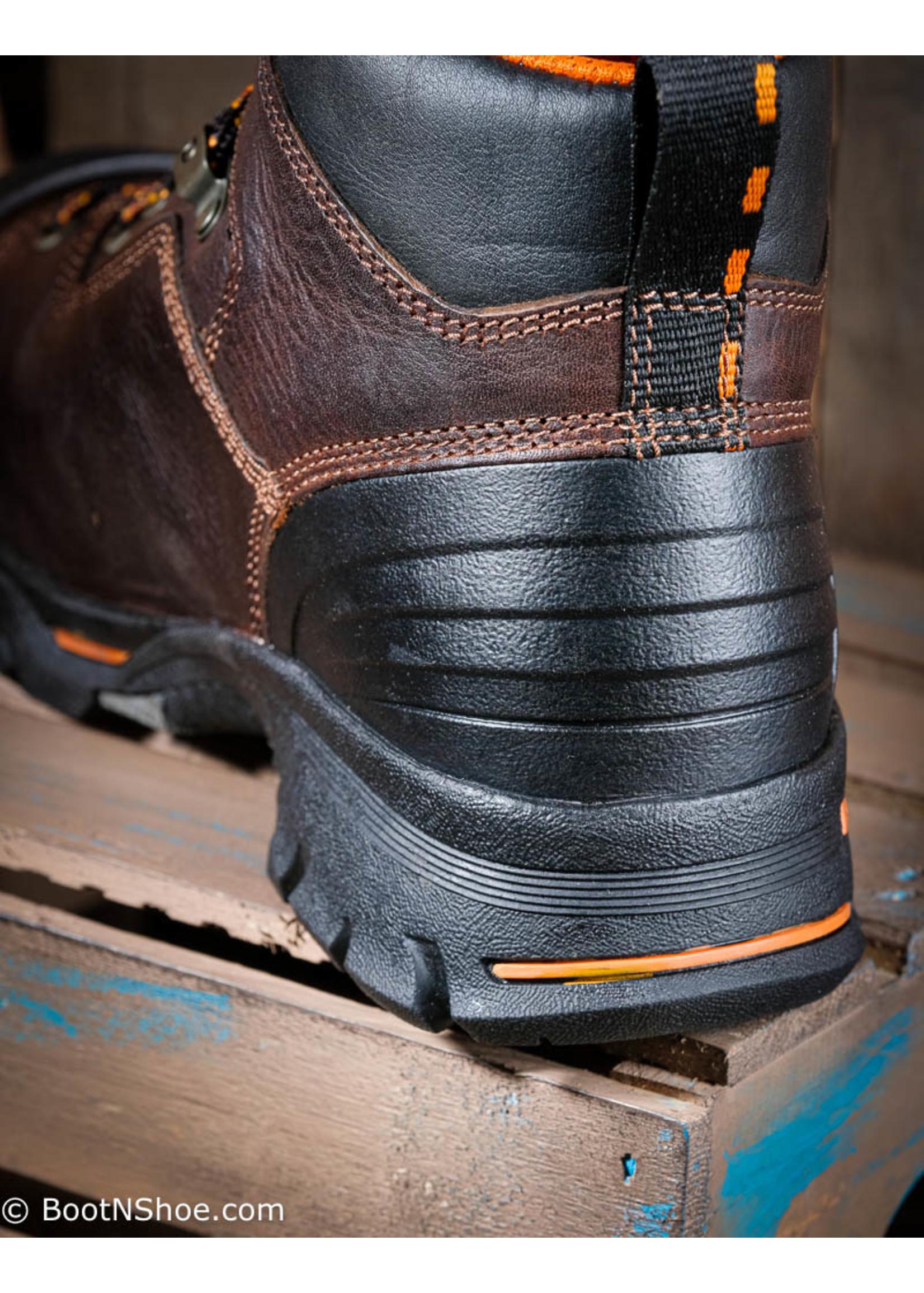 "Timberland Pro Men's Endurance 6"" Steel Toe Work Boots 52562"