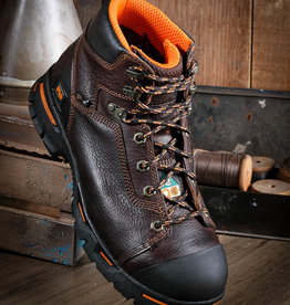 "Timberland Pro Men's Endurance 6"" Steel Toe Work Boots"