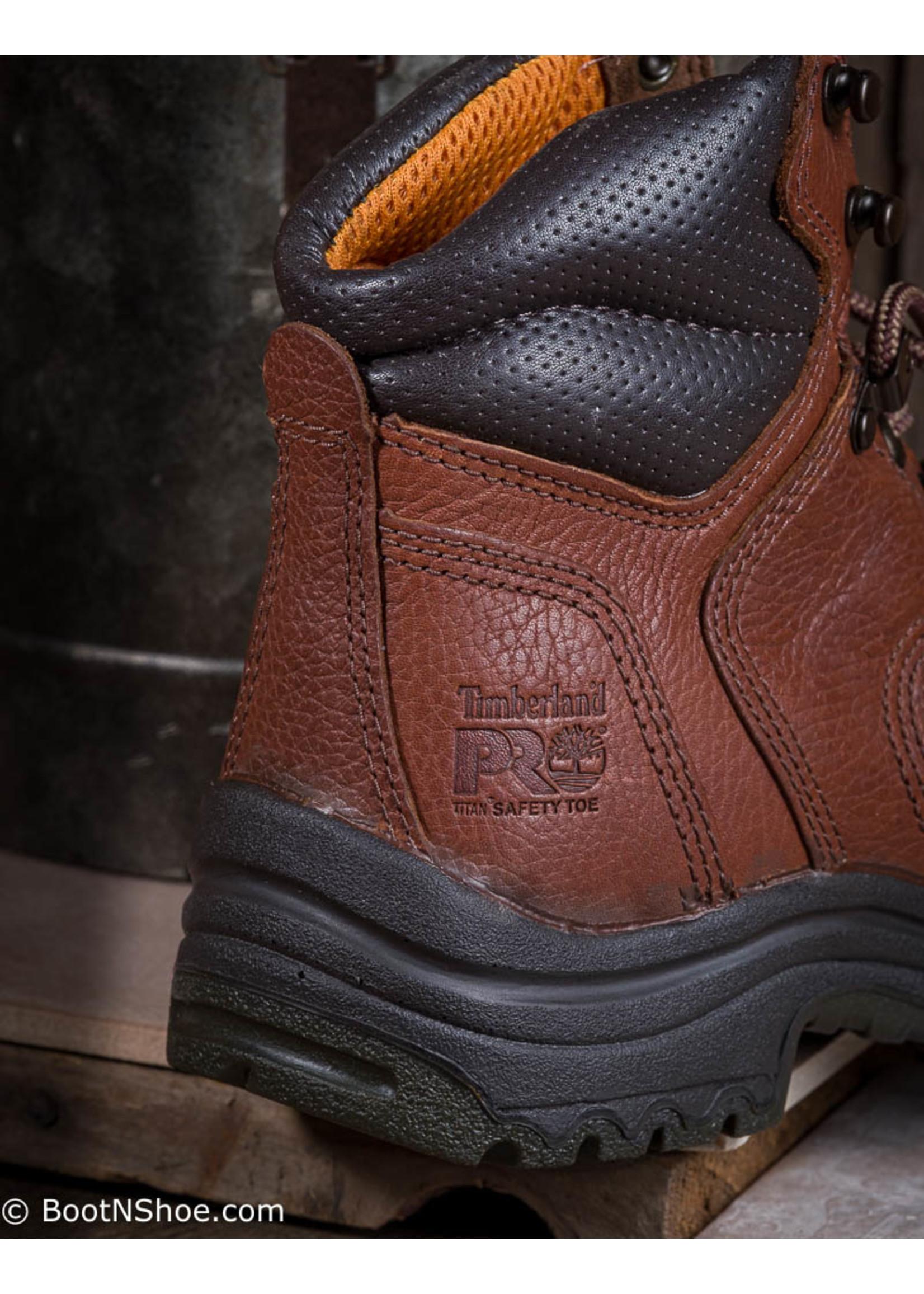 "Timberland Pro Women's Titan 6"" Alloy Toe Work Boots 26388"