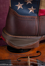 Durango Men's Rebel Patriotic Pull-on Western Flag Boot DB5554